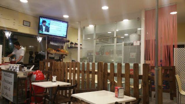 Cafetería Bruma