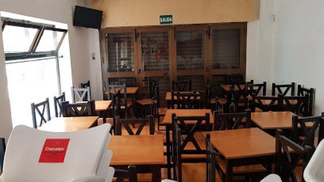 Bar Cafeteria Rico