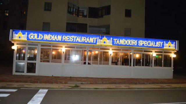 Restaurante Gold Indian