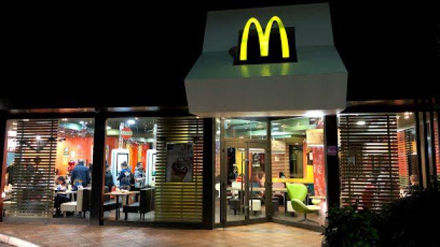 McDonald's La Línea Frontera