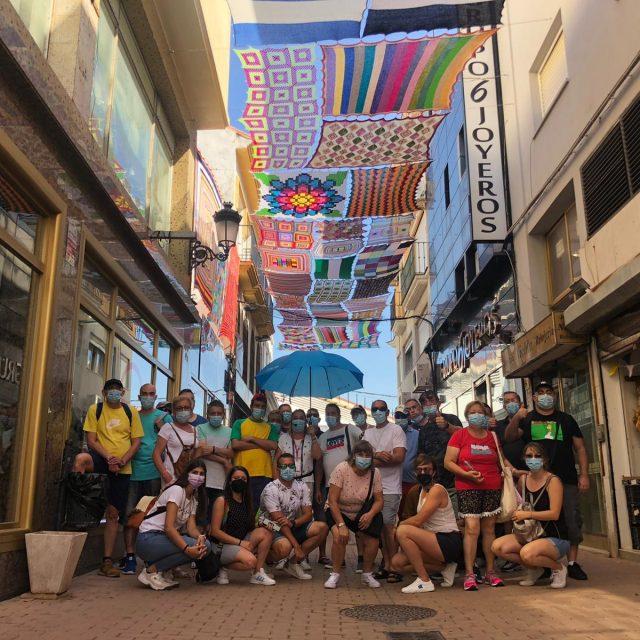 La Oficina Municipal de Turismo recupera las visitas guiadas con grupos de turistas