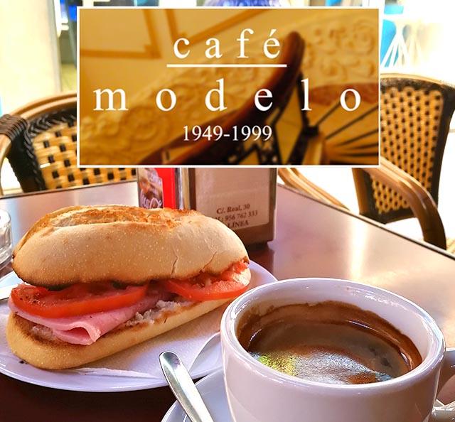 cafe modelo la linea
