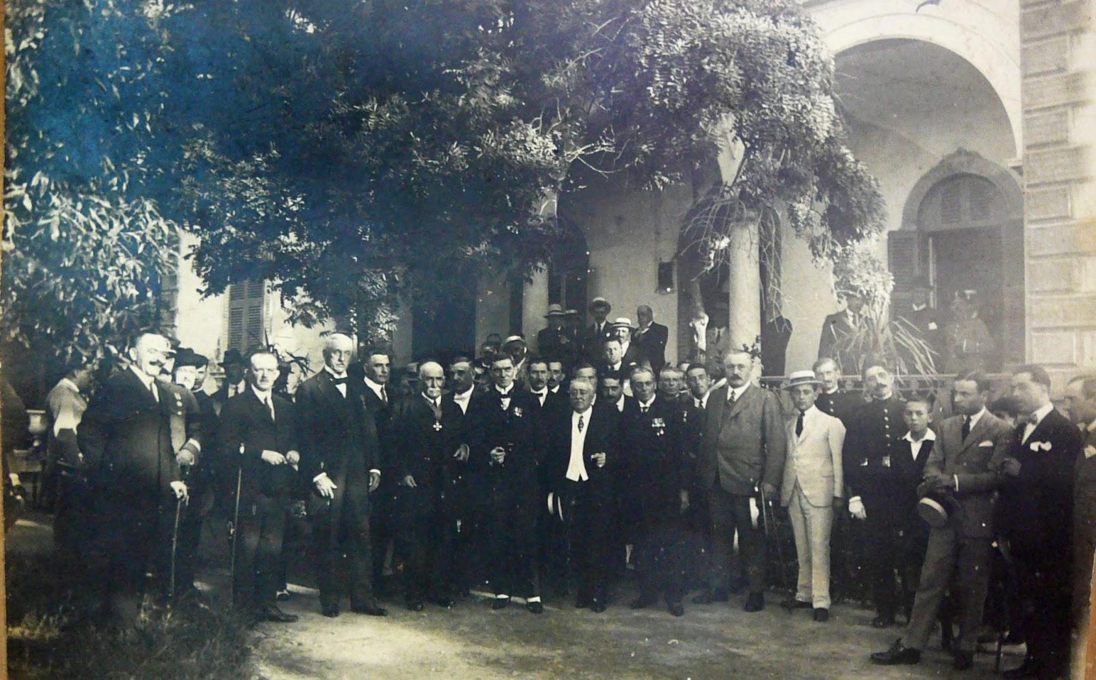 Ayuntamiento de La Linea 1921